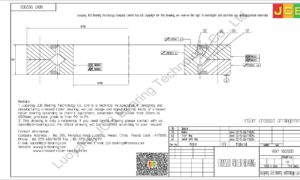 NRXT 10020DD NSK CROSSED ROLLER BEARING