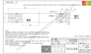 NRXT 11020DD NSK CROSSED ROLLER BEARING