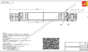 XSU 14 0414 INA CROSS ROLLER BEARING