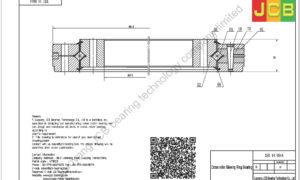XSU 14 0544 INA CROSS ROLLER BEARING