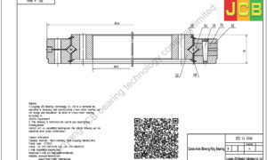 XSU 14 0644 INA CROSS ROLLER BEARING