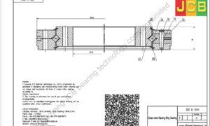 XSU 14 0844 INA CROSS ROLLER BEARING