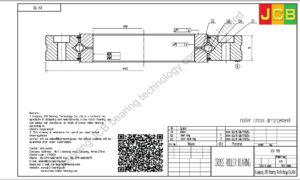 XV 90 of INA cross roller bearing